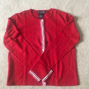 JG Hook cardigan sweater
